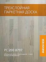 Паркетная доска PC 200 Meister 8797 Ясень