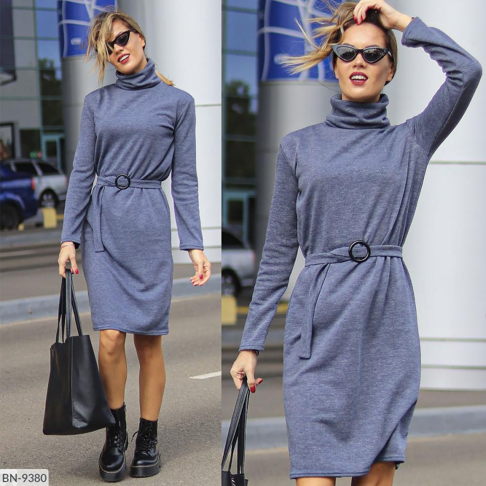 Платье женское весеннее ангора стильное размеры  42 44 46 новинка 2020 есть цвета