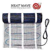 HeatWave MНW150-1350-9.0 м2 (1350 Вт) нагревательный мат под плитку без стяжки
