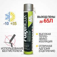 Монтажная Пена Fugen Lux 65L (Фуген Люкс) ручная 900 мл. Всесезонная Повышенный выход пены - до 65Л (Турция)