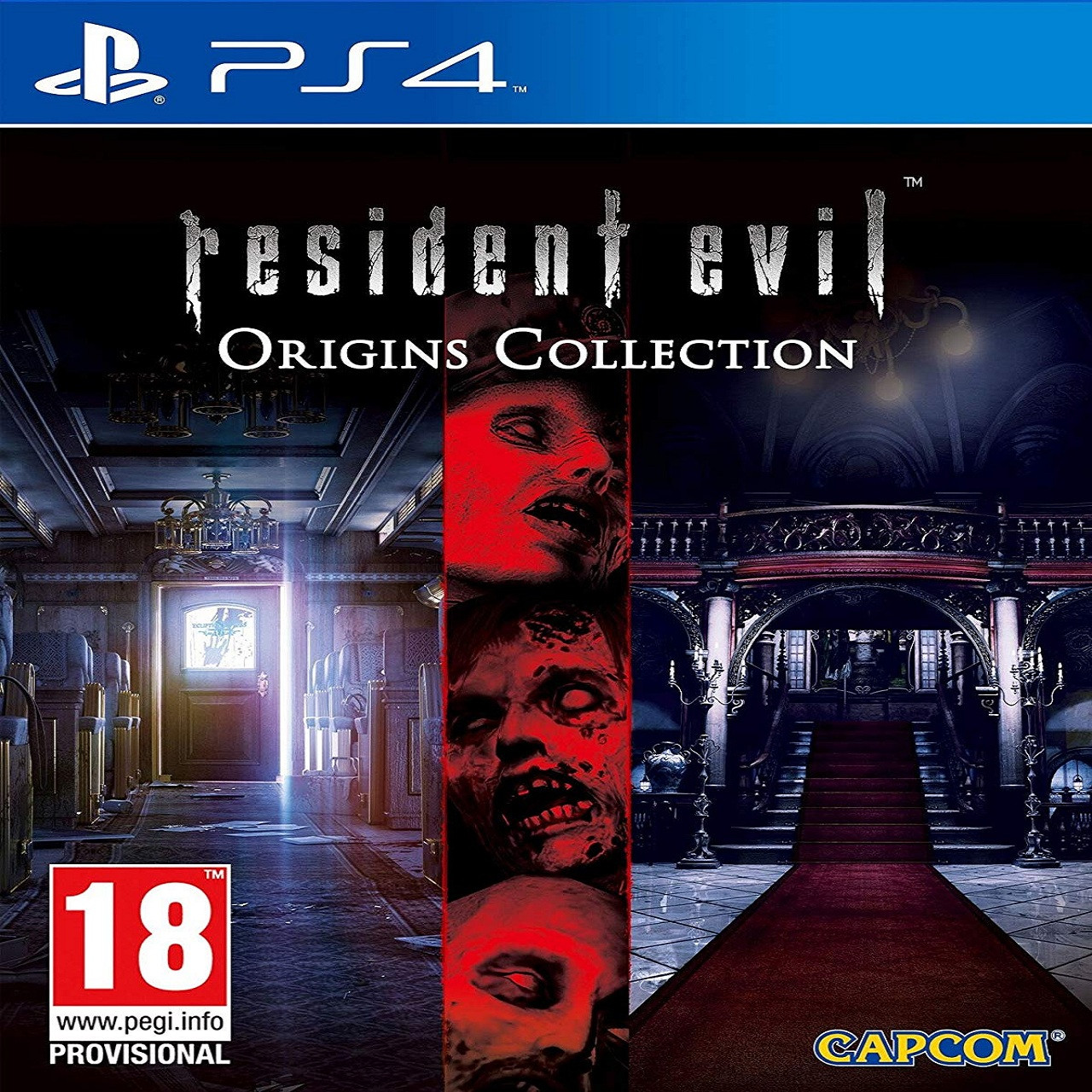 Resident Evil Origins Collection ENG (NEW)