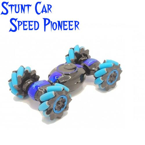 Машинка перевертыш на радиоуправлении Stunt car LH-C019S.Трюковая машинка перевертыш с управлением от руки.