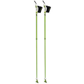 Палки для скандинавской ходьбы Komperdell Nordic Walking Spirit Vario Green