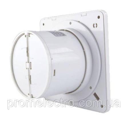 Вентилятор осевой вытяжной 100С, фото 2