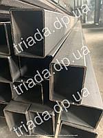 Труба 80х60х2.0 сварная стальная прямоугольная, фото 1