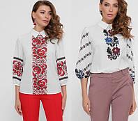 Женская шифоновая блуза, фото 1