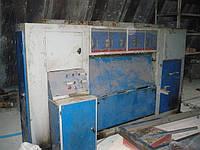 Пресс-автомат для изготовления просечно-вытяжной сетки  ПВС-1250