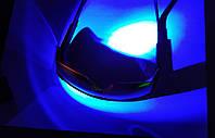 Специальные очки для защиты от ультрафиолетового излучения с длиной волны 365nm.