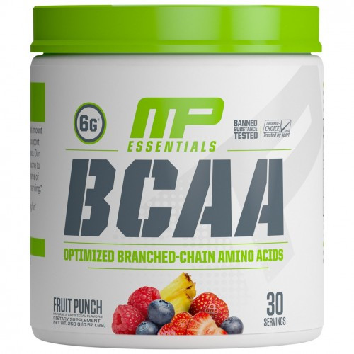 Muscle Pharm BCAA energy 3:1:2 BCAA аминокислоты