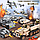 Развивающий конструктор Военный транспорт 1061 шт совместим с Lego, фото 9