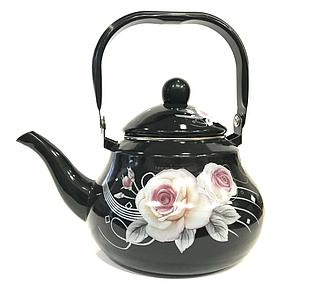 Чайники | Чайник эмалированный Benson BN-102 2 литра
