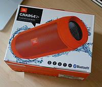 Портативная беспроводная bluetooth колонка JBL Charge 2+ Red