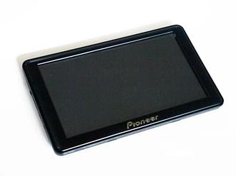 "GPS навигатор 7"" Pioneer 718 DVR( Bluetooth, MP3, MP4)"