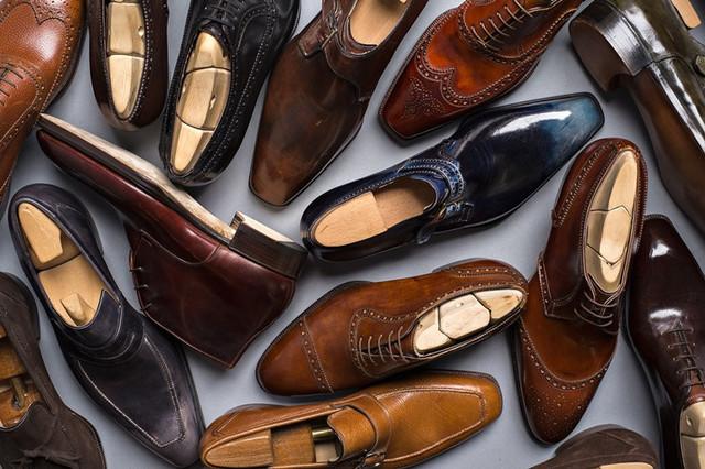 как почистить кожаную обувь в домашних условиях
