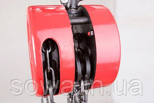 ✔️ Ланцюгова Лебідка Euro Craft : 1000кг : 2.5 м, фото 2