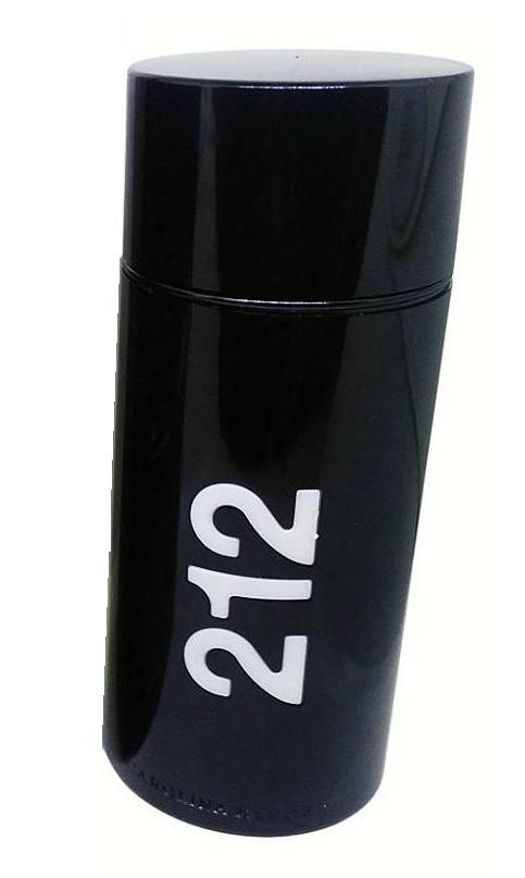 100 мл Carolina Herrera 212 Men Black (м) - черные
