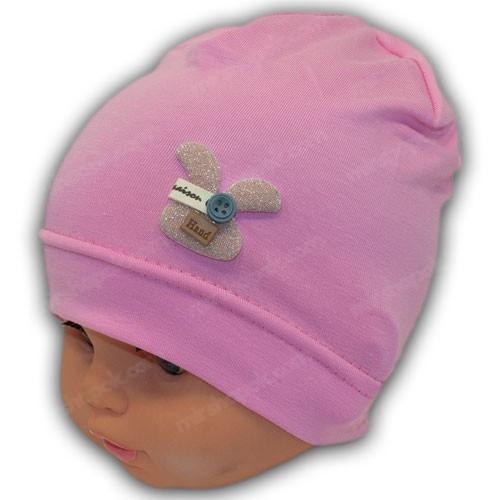 Трикотажные шапки для новорожденных
