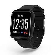 Часы спортивные JETIX FitPro с GPS трекером - (Black), фото 2