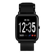 Часы спортивные JETIX FitPro с GPS трекером - (Black), фото 3