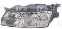 Фара передняя для Hyundai H-1/Н200 '00-04 левая (DEPO) механическая/под электрокорректор