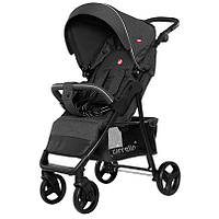 Современная и стильная прогулочная коляска CARRELLO Quattro Len CRL-8502 Shadow Gray