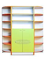 Шкаф для дидактического материала №6
