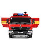 Детский электромобиль Пожарная машина M 4051EBLR-3, фото 4