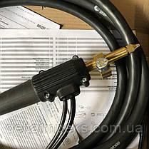 Зварювальний пальник RF GRIP 45, 3 метри роз'єм PDG-508 Abicor Binzel, фото 3