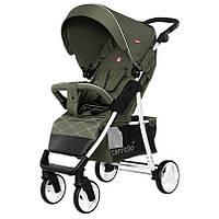 Современная и стильная прогулочная коляска CARRELLO Quattro Len CRL-8502 Mint Green