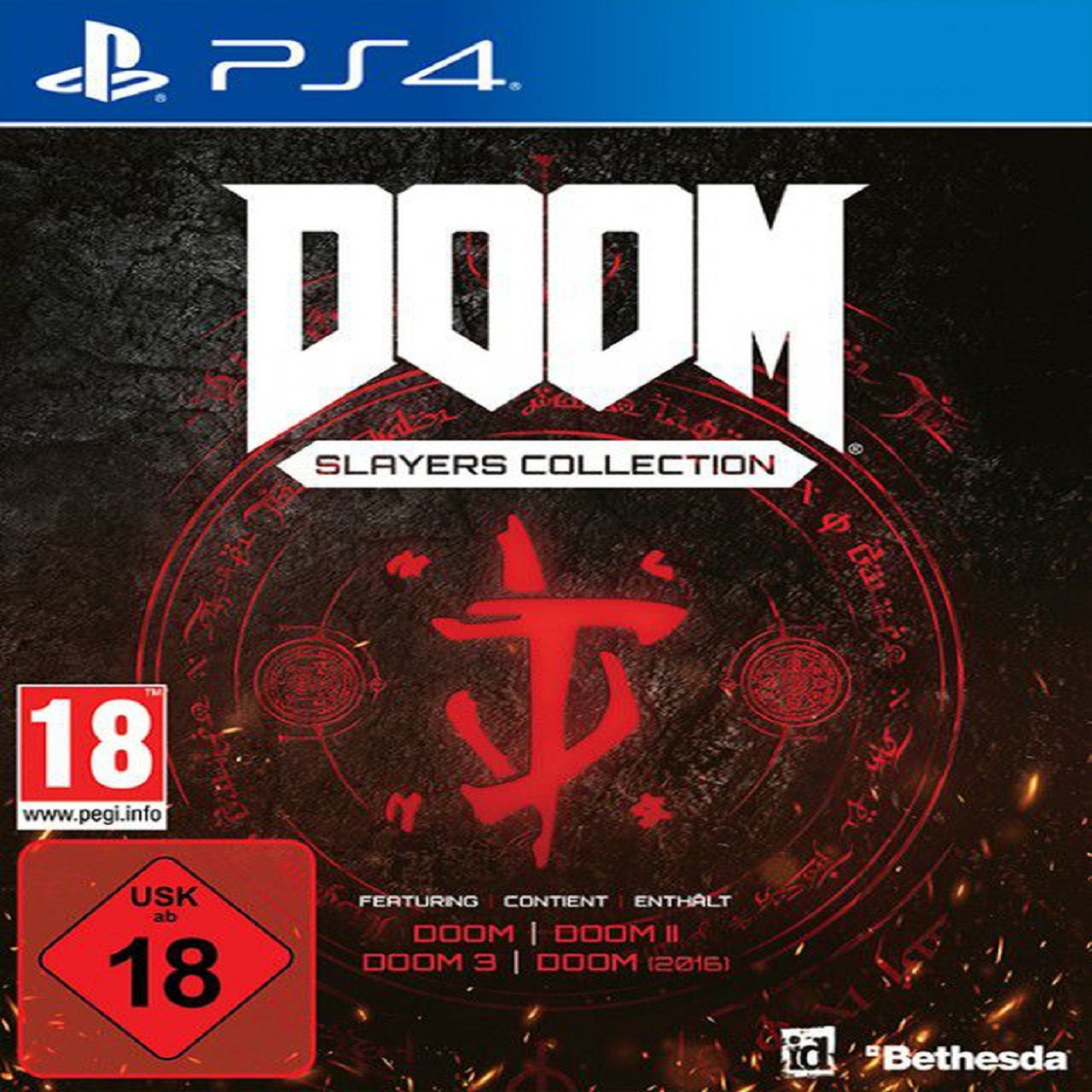 DOOM Slayers Collection RUS PS4 (NEW)