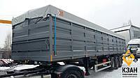 Тентовая накидка из ткани ПВХ на кузов длиной до 13,0 м шириной до 2,55 м. Уже со скидкой 10%!!!
