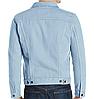 Джинсовая куртка Levis Trucker - Sky Blue, фото 2