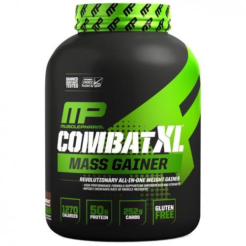 Вітамінний MusclePharm COMBAT XL MASS GAINER 2700g.