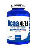 Yamamoto Nutrition Bcaa 4-1-1 200 tab