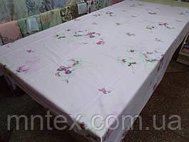Ткань для пошива постельного белья поплин Орхидея компаньон