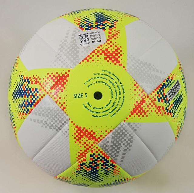 Ніпель м'яча футбольного Adidas Conext 19 Top Training DN8637
