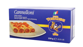 Макароны Luigi Tomadini  Cannelloni 250 g