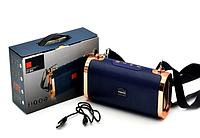 Портативная Bluetooth стерео колонка JBL ET-803 Blue