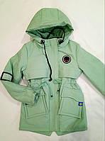Подростковая весенняя куртка Gracia на рост 134-158