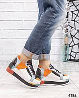 Яркие туфли на платформе Creep Up