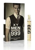 Парфюмерное масло с феромонами мужское XY MEN 999 5 мл