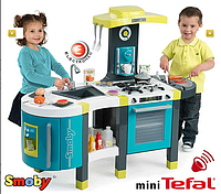 Оригинал. Интерактивная детская кухня Mini Tefal French Touch Smoby 311200