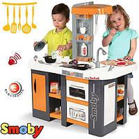 Оригинал. Интерактивная детская кухня Mini Tefal Studio Smoby 311002