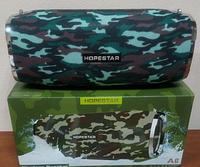 Портативная акустическая стерео колонка Hopestar A6 камуфляж