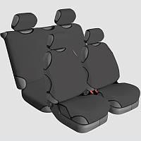 Майки-чехлы для Audi 100 Beltex Cotton Універсальные (без подголовников)