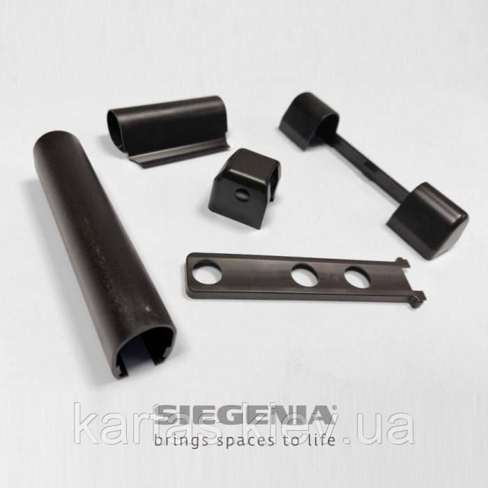 Комплект декоров Siegenia коричневый