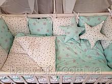 Детское бельё в кроватку