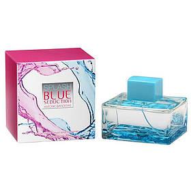 Antonio Banderas Splash Blue Seduction (легкий, сексуальный аромат) Женская туалетная вода| Реплика