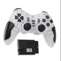 Беспроводной джойстик Game World 6 в 1 для ПК/PS2/PS3/PC360/ANDROID TV/WIN10 Белый