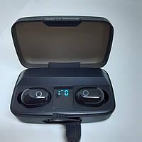 Беспроводные наушники J16 BT LCD с павер банком